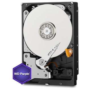Western Digital Purple 3000GB Serial ATA III Interne Festplatte